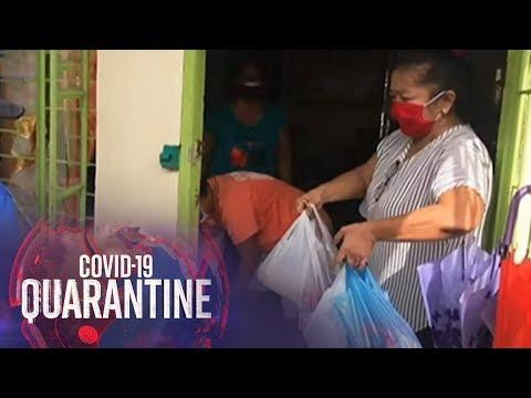 [ABS-CBN]  Mga guro, magulang nag-ambagan para sa relief packs ng 350 estudyante sa Ilocos Norte | DZMM