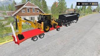 Building Asphalt Driveway   Lawn Care   Farming Simulator 2017   Episode 22