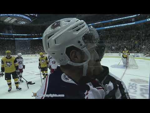 Sidney Crosby vs. Pierre-Luc Dubois