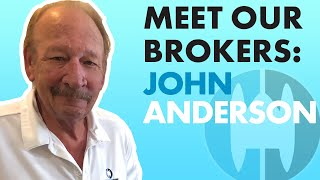 Meet Our Brokers at The Catamaran Company: John Anderson