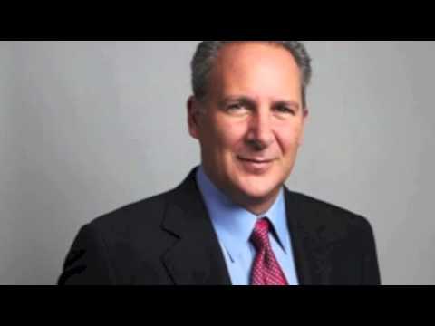 Peter Schiff- Technological Unemployment