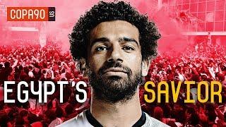 How Mohamed Salah Saved Soccer in Egypt - dooclip.me