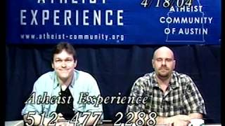 Minister Caller | Atheist Experience  340