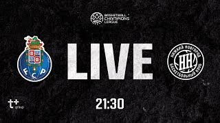 Квалификация Лиги Чемпионов ФИБА (1 раунд): Порту vs. Нижний Новгород