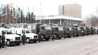 Как выглядит военная техника, переданная Кыргызстану Россией