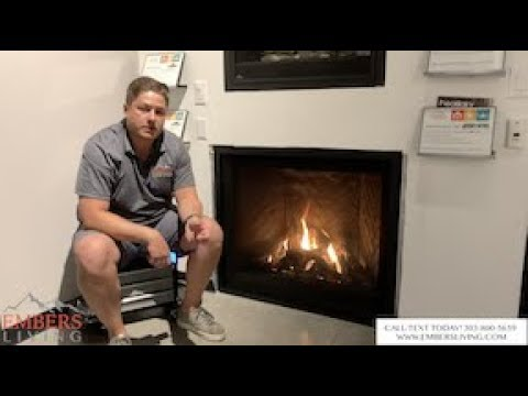 Brand new! Napoleon Altitude X 42 Direct Vent Gas Fireplace Product Review