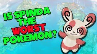 Is Spinda The WORST Pokemon?