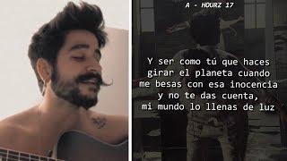 Camilo   En Guerra *Acústico* (Letra)