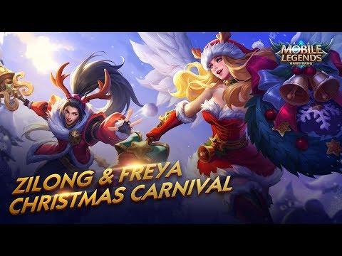 Christmas Carnival Lancelot.Mobile Legend Xmas Grand Tv