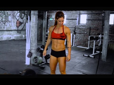 Andrea Ager- CrossFit Tabata - YouTube