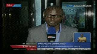 KTN Prime: Health PS Muraguri summoned over 5 Billion Health Scam, 2/11/16