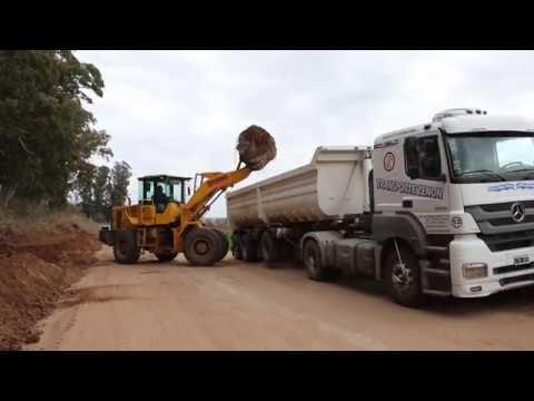 """Del Solar Dorrego: """" Estamos a 150 kilómetros de terminar con una primera reestructuración de la totalidad de los caminos rurales"""""""