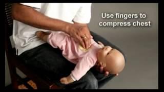 ALERT – Infant CPR