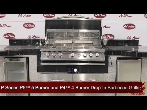 Cal Flame P-Series Convection Grills