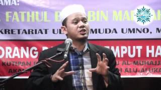 preview picture of video 'UFB - Tahniah Majlis Fatwa Kebangsaan Haram Demonstrasi'