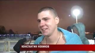 21 01 2019 Около 16 тысяч жителей Удмуртии окунулись в прорубь в Крещенскую ночь