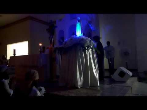 Coroação de Nossa Senhora- Paróquia Sagrada Família- Brejo dos Santos