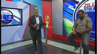 Benjamin Ayimba kwenye Zilizala Uwanjani