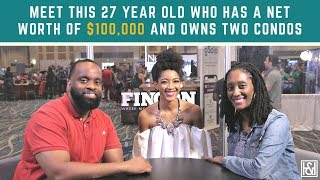 Meet This 27 Year Old Who Has A Net-Worth of $100,000 and  Owns 2 Condos