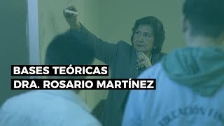Cómo Redactar Las Bases Teóricas - Dra. Rosario Martínez