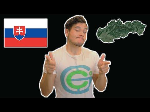 Slovensko - Geography Now!