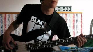 Streetlight Manifesto - The Saddest Song Bass cover
