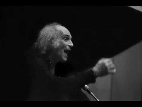 Vidéo de Léo Ferré