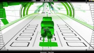 AudioSurf : Ping Pong Bassnectar