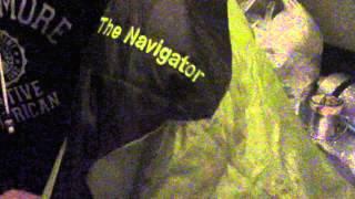 [寝袋]Snugpak Navigator 開封