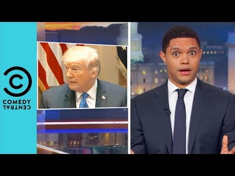 Donald Trump Is Coming For Your Guns | The Daily Show With Trevor Noah