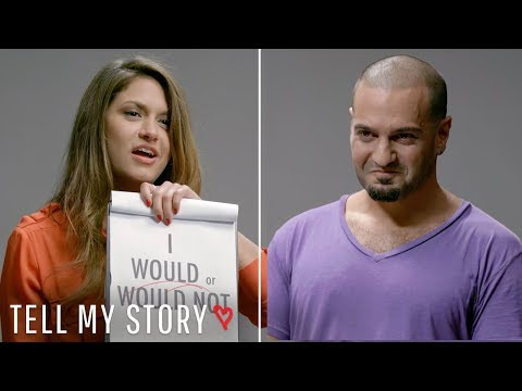 Are You Judging a Book By Its Cover? | Tell My Story, Blind Date