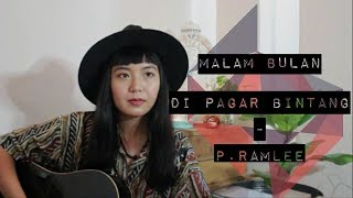 Gambar cover Malam Bulan Di Pagar Bintang - P.Ramlee (Cover by Andi Zephyr)