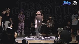 FreestylesessionTaiwanxDPCJAM2018/Bboy2VS2//JapanTaiwanConnectionVSTCBrother
