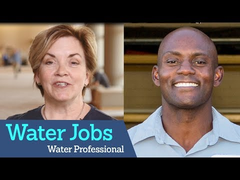 How to Get a Job as a Water Operator - YouTube