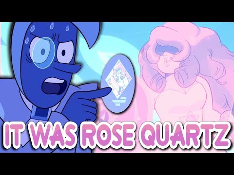 ROSE QUARTZ'S PART IN PINK DIAMOND'S SHATTERING | Steven Universe Discussion and Theory