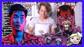 【Live】Ricegum與磁力王 搵食啫 係咁架啦