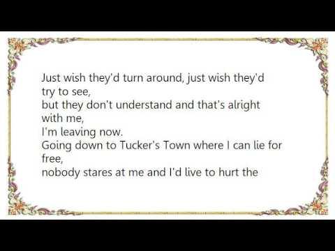 Hootie  the Blowfish - Tucker's Town Lyrics