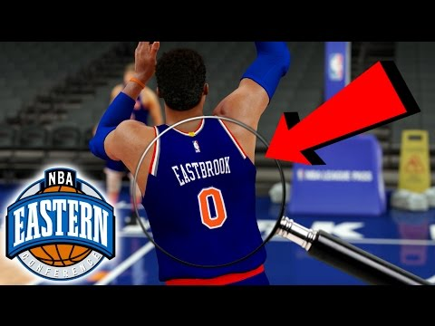 What If Russell Westbrook Became Russell Eastbrook? NBA 2K17 Challenge