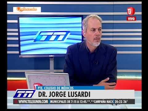Entrevista con el Dr. Jorge Lusardi