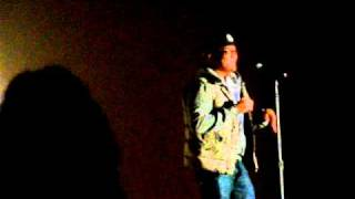 """""""Shallow Thoughts"""" - Spoken Word Poetry - Pierre Marc Paras"""