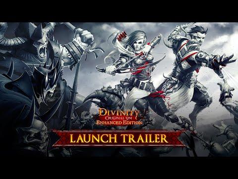 Trailer de Divinity: Original Sin - Enhanced Edition