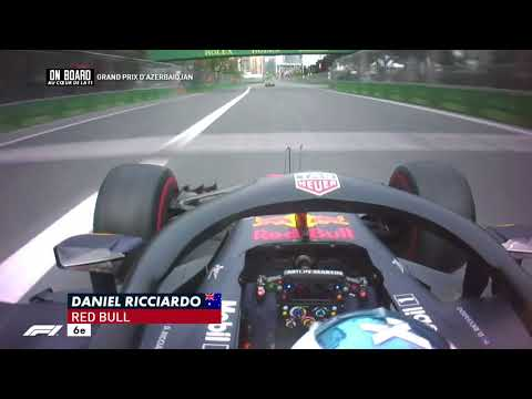 Image: WATCH: The best on-boards from the Baku GP!