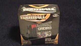 Target Football Box Break