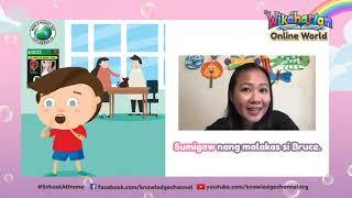 Grade 3 Filipino |Salitang Kilos at Salitang Magkatugma | Wikaharian
