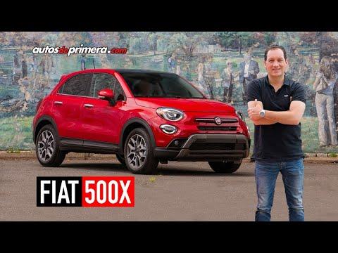 Fiat 500X 2020 🇮🇹 Made in Italy 🔥 Actualización - Lanzamiento