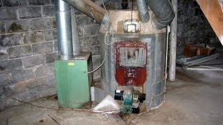 When to replace the furnace