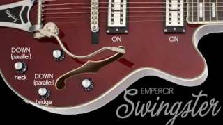 Epiphone Emperor Swingster - OR Video