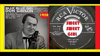Don Gibson - Sweet Sweet Girl 'Vinyl'