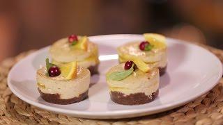 5 необычных сладостей, сделанных без добавления сахара и мёда