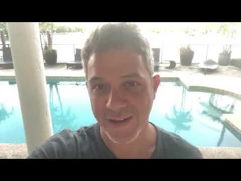 Alejandro Sanz envía saludo a sus fans peruanos